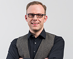 Joerg Kleinoeder, Marketing, Alfmeier